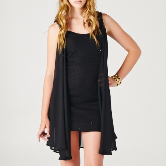 Miilla Clothing Dresses & Skirts - LBD with a twist